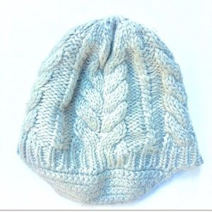 Merona Accessories - Cableknit Winter Cap with Bill cf2e6aaefb2